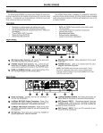 Shure SCM262 User Guide (English) - Pro Music - Page 5
