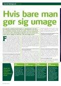 HVIS BARE MAN GøR SIG UMAGE - Konservativ Folkeparti - Page 4