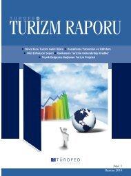 Sayı: 1 Haziran 2010 - Türkiye Otelciler Federasyonu