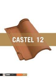 Tegola Castel 12 San Marco - Crocispa.it