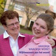 KANSRIJK WAALWIJK WERKT - Gemeente Waalwijk