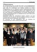 Stimme 84 - Protestantische Kirchengemeinde Mutterstadt - Page 6