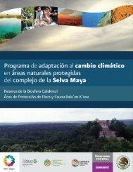 RE Selva Maya.pdf - Cambio Climático - Conanp