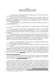 R. Mate Apuntes sobre Rousseau y la justicia (Sesión del día 2 de ...