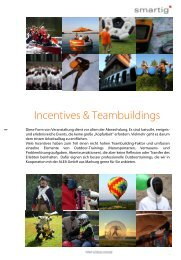 Incentives & Teambuildings - Hôtel Schloss Romrod