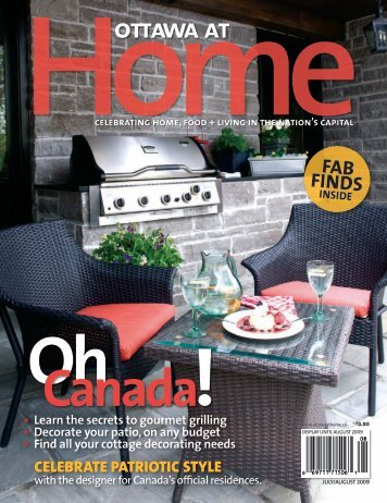 Summer 2009 - Ottawa At Home