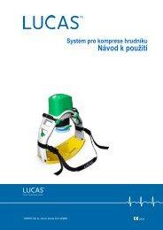 Návod k použití - Lucas CPR