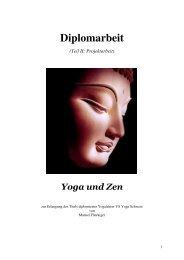 Yoga und Zen
