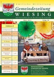 (2,79 MB) - .PDF - Gemeinde Wiesing - Land Tirol
