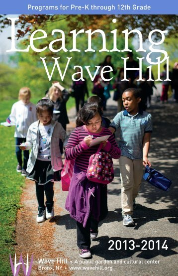 here - Wave Hill