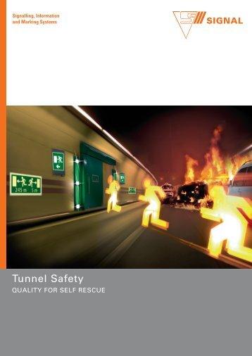 Tunnel Safety (e) - Signal AG