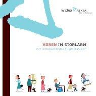 HÖREN IM STÖRLÄRM - Widex