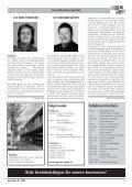 Erscheint 4x jährlich in allen Haushaltungen von ... - Fromyprint - Seite 3