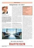 Erscheint 4x jährlich in allen Haushaltungen von ... - Fromyprint - Seite 4
