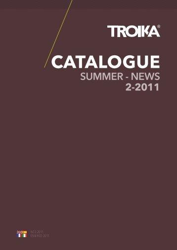 catalogue - troika