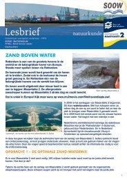 onderbouw vwo natuurkunde les05 zand boven water - Maasvlakte 2