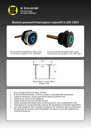 CS 25 - LED