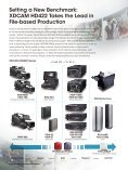 XDCAM HD422 Family - Sony - Page 2