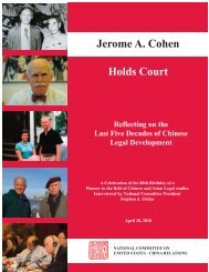 Cohen Event Program.pdf - National Committee on United States ...