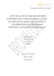 Télécharger le document - Etat de Genève