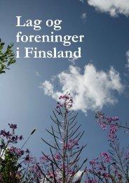 Foreninger i Finsland - Songdalen kommune