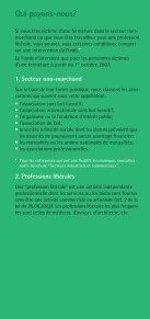 Fonds de fermeture d'entreprises - Page 3
