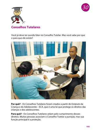 Conselhos Tutelares - MultiRio