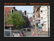 Boulevards und Avenues Boulevards et avenues - Eurodistrict Saar ...