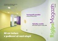 Rigips magazín jaro 2008