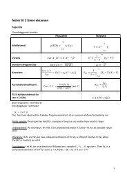 Noter til 2 timer eksamen - sociologisk-notesblok