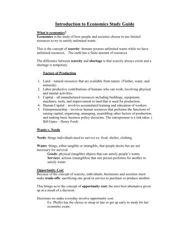 scarcity review worksheet with moon valley high school. Black Bedroom Furniture Sets. Home Design Ideas