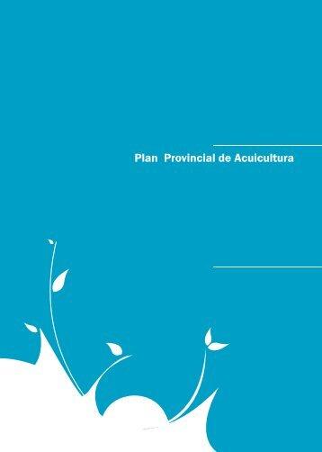 Plan Provincial de Acuicultura - COPADE