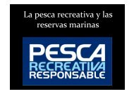 Pesca Recreativa Responsable Roses 2009