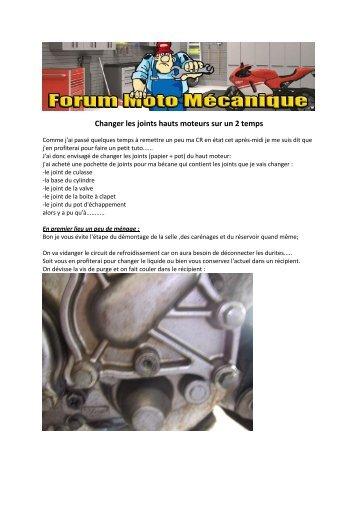 Changer les joints hauts moteurs sur un 2 temps.pdf