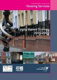Empty Homes Strategy - whnb.org.uk
