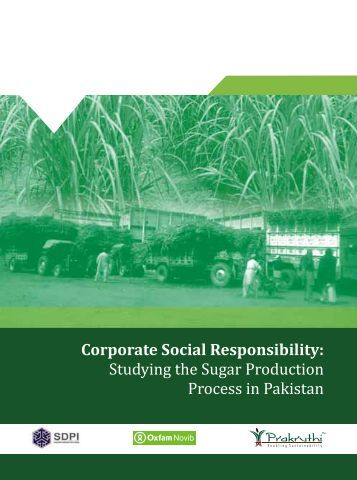 A discussion on sustainable development and social responsibility in business