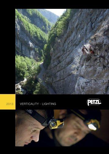 Petzl Pro Catalog 2013 English - Rescue Response Gear
