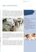 Fûtéstechnikai rendszerek szállítója Komfort és kényelem - Page 3