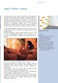 Fûtéstechnikai rendszerek szállítója Komfort és kényelem - Page 5