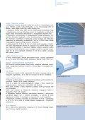 Fûtéstechnikai rendszerek szállítója Komfort és kényelem - Page 7
