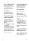 Bruksanvisning - Alentec & Orion AB - Page 3