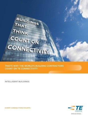 Intelligent Buildings Brochure - TE Connectivity