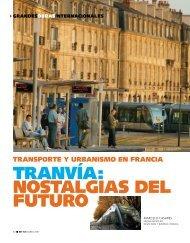 TRANvíA: NOSTALGIAS DEL FuTuRO - Biblioteca