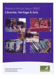 Hertfordshire Libraries, Heritage and the Arts - Hertfordshire County ...