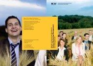 Broschüre MAS OMM - Fachhochschule Nordwestschweiz