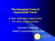 The Emerging Trend of Experiential Travel - Industry