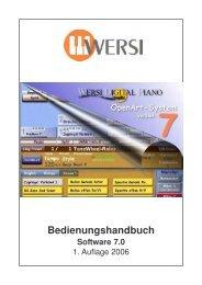 Giga Piano - Wersi Orgel Studio Thum, Orgeln Keyboard ...