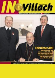 A IN StadtImpulse - Villach