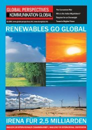 GLOBAL PERSPECTIVES   KOMMUNIKATION GLOBAL - 02   2009