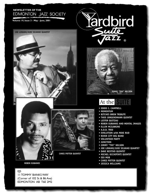 blues - Yardbird Suite